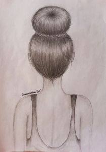 By: Samantha Son Medium: Pencil